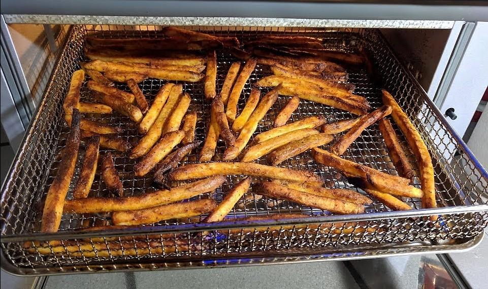 cuisinart toa-65 fries