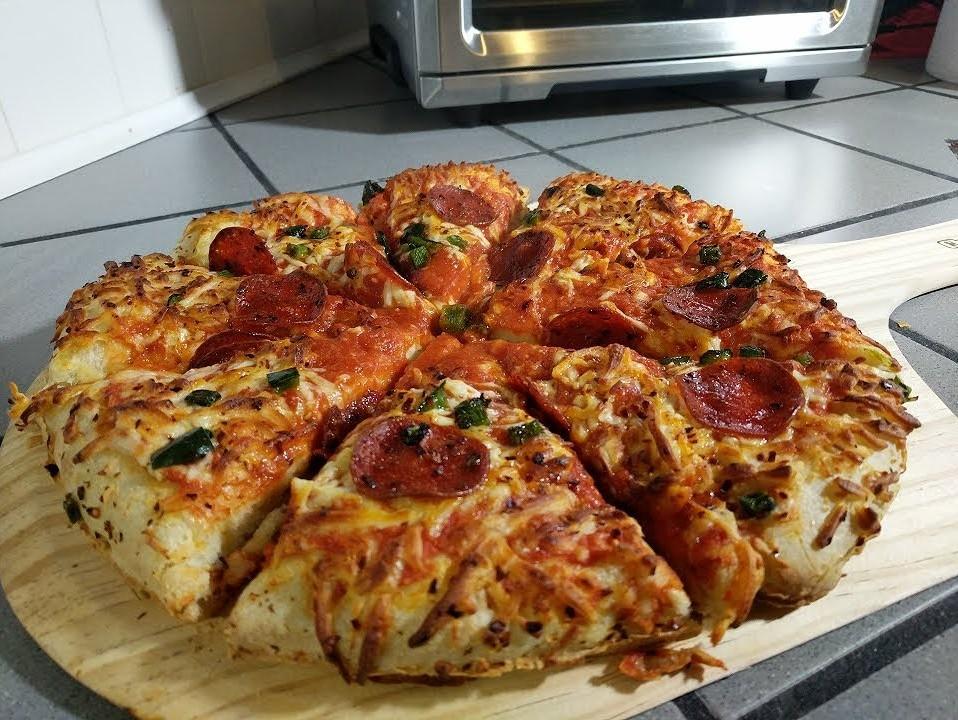 cuisinart toa-65 pizza