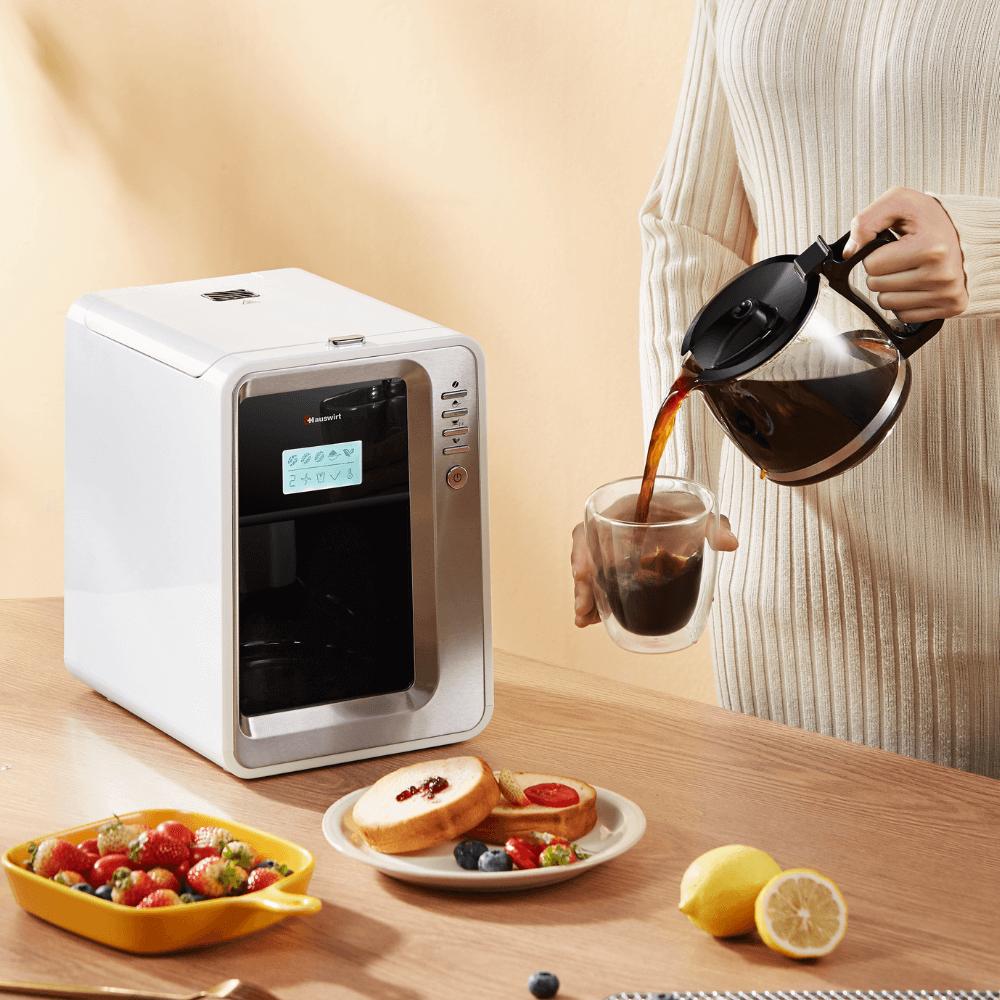 hauswirt coffee maker featured